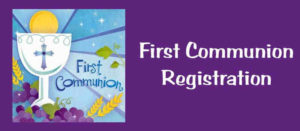Advent-Church-First-Communion-Registration